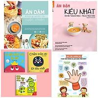 Combo Sách Nuôi Con & Truyện Ehon Nhật Bản 0 – 3 Tuổi: Ăn Dặm Không Phải Cuộc Chiến + Ăn
