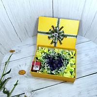 Hộp quà tặng valentine, hộp đựng quà xếp hoa trái tim HQ15 – Kích thước 23x17x7