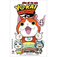 Yo-Kai Watch - Đồng Hồ Yêu Quái Tập 4