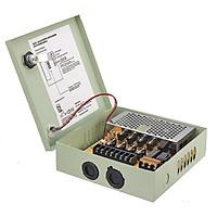 Hộp cấp nguồn điện 12v cho camera giám sát 4 cổng ra - Hàng nhập khẩu