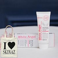 Kem White Angel Skinaz Hàn Quốc, Dưỡng Trắng Da Chuyên Sâu + Tặng kèm túi xách thời trang Skinaz