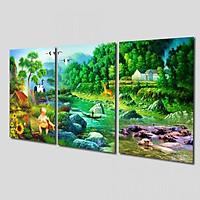 Tranh Treo Tường Sơn Dầu SD657- Tranh treo tường 3D