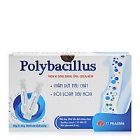 Thực phẩm chức năng bảo vệ sức khỏe Polybacillus chứa lợi khuẩn và Kẽm cho trẻ rối loạn tiêu hóa
