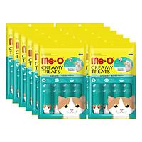 12 Gói Đồ Ăn Mèo Me-O Bánh Thưởng Dạng Kem Vị Cá Ngừ (60g)