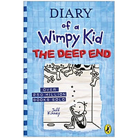 Diary of a Wimpy Kid 15: The Deep End Hardcover