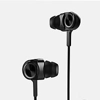 Combo Tai Nghe Nhét Tai In Ear Remax RM-900F + Tặng Kèm Quạt USB Mini - Hàng Chính Hãng