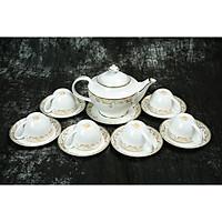 Bộ tách trà Sứ Xương 120-980ML 149401