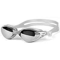 Kính bơi tráng GƯƠNG thời trang 6110, chống tia UV, chống hấp hơi - POKI