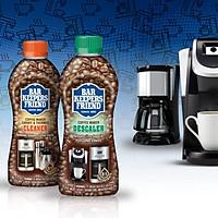 Bộ dung dịch làm sạch máy pha cà phê Bar Keepers Friend Coffee Maker Cleanser và Descaler nhập khẩu USA chính hãng