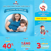 [E-voucher] - Monkey Stories (Tặng 3 tháng Monkey Math)- Phần mềm tương tác phát triển toàn diện 4 kỹ năng tiếng Anh cho bé