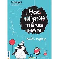 Học Nhanh Tiếng Hàn Mỗi Ngày (Tặng kèm Bookmark PL)
