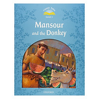Classic Tales Second Edition Level 1 Mansour And The Donkey E - Book & Audio Pack