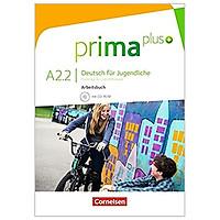Prima Plus A2.2 Arbeitsbuch, CD