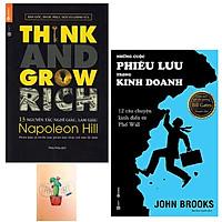 Combo 13 Nguyên Tắc Nghĩ Giàu Làm Giàu - Think And Grow Rich và Những Cuộc Phiêu Lưu Trong Kinh Doanh ( Tặng Kèm Sổ Tay )