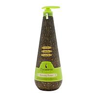 Dầu gội Macadamia Natural Oil Rejuvenating Shampoo trẻ hóa tóc Mỹ 1000ml