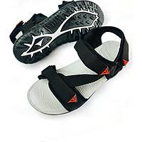 Giày Sandal quai hậu nam Việt Thủy siêu bền, kiểu dáng thời trang (ĐEN) - A017