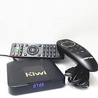 Tivi box Kiwi-ĐIỀU KHIỂN GIỌNG NÓI-hàng chính hãng