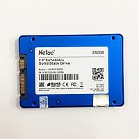 Ổ Cứng SSD 240G SATA III NETAC N500S - Hàng Chính Hãng