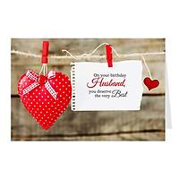 Thiệp sinh nhật Tlive - Thiệp tặng chồng, thiệp tặng bạn trai (501)
