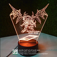 Đèn ngủ Yugi-Oh Dark Rebellion Xyz Dragon
