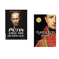 Combo 2 cuốn sách: Putin Logic Của Quyền Lực + Napoleon Đại Đế