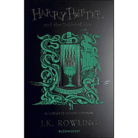 Harry Potter and the Goblet of Fire - Slytherin Edition (Book 4 of 7: Harry Potter Series) (Paperback)