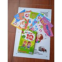 Bộ vở tập viết bé học IQ giúp phát triển IQ, rèn kỹ năng