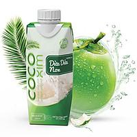 [Chỉ Giao HCM] - Big C - Nước dừa Cocoxim hương dứa 330ml Bến Tre - 49674