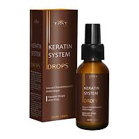 Dầu dưỡng làm đẹp tóc Keratin System Drops 50ml - TMT Milano - Italy - Hàng Chính Hãng