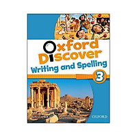 Oxford Discover 3: Writing and Spelling Book