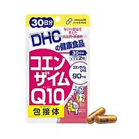 Viên uống ngừa lão hóa da DHC Coenzyme Q10 giúp ngăn ngừa nếp nhăn, chống lão hóa làn da (30/90 ngày)