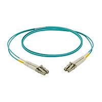 Dây nhảy quang Multi-mode OM4 LC duplex, chiều dài 10 mét - Mã NKFPZ22RLLSM010 - Hàng chính hãng PANDUIT