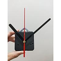 Combo 2 máy đồng hồ màu đen kim giây đỏ - kim trôi- loại tốt