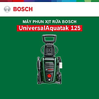 Máy Phun Xịt Rửa Bosch Universalaquatak 125