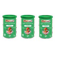 Bột hạnh nhân hữu cơ Ecomil (400g) - Lốc 3 hộp