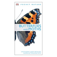 Pocket Nature Butterflies And Moths