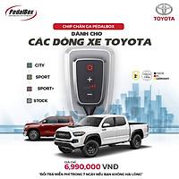 Chip chân ga PedalBox DTE3762 cho Mazda 3, 6; Toyota 4runner, Land Cruiser Prado, Hilux