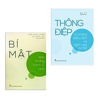 ComBo 2 Cuốn: Bí Mật Sau Những Hành Vi Nhỏ + Thông Điệp Từ Những Biểu Cảm Và Ngôn Ngữ Cơ Thể