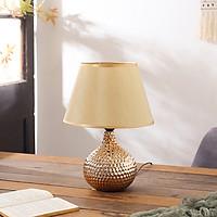Đèn bàn phòng ngủ thân gốm sứ nghệ thuật DY0521