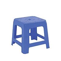 Ghế nhựa thấp + Tặng kèm lót chân chống xe
