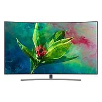 Smart Tivi Màn Hình Cong Samsung 55 inch QLED 4K QA55Q8CNAKXXV - Hàng chính hãng + Tặng Khung Treo Cố Định
