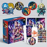Hộp quà Avengers End game gồm nhiều món đồ độc đáo