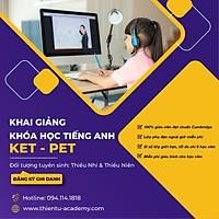 Khóa Học Live-Online Tiếng Anh KET-PET