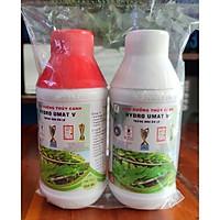 Dinh dưỡng Thuỷ canh Gia viên Hydro Umat V cho rau ăn lá - cặp 2 chai 500ml