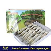 [Chỉ Giao HCM] Tôm Sú Organic (Size 36 - 40Con) - Giao Nhanh 2H - 1 Đổi 1 Tận Nhà - Hải Sản Hoàng Gia
