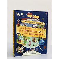 Sách: Khám phá Lịch sử và Khoa học - See inside Exploration and Discovery