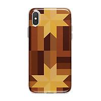 Ốp Lưng Mika Cho iPhone X P-008-001-C-IPX - Hàng Chính Hãng