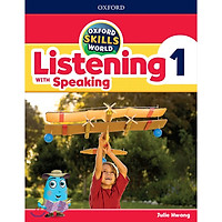 Oxford Skills World 1 Listening with Speaking Student's Book / Workbook