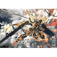 Poster A4 dán tường Anime, decal 21x30 trang trí có keo Gundam Wallpapers (4).jpg