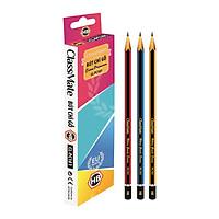 Hộp 12 cây Bút chì gỗ HB Classmate-PC101